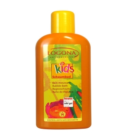 Bain moussant enfant BIO fruits - 500ml - Logona Kids