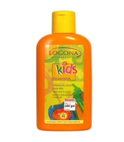Lait corporel enfant BIO fruits - 200ml - Logona Kids