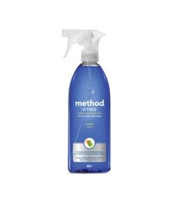 Ökologischer Glasreinigerspray Minze – 828ml – Method