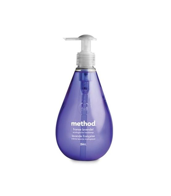 Savon liquide pour les mains écologique lavande – 354ml – Method