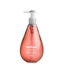 Savon liquide pour les mains écologique pamplemousse rose – 354ml – Method