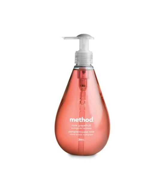 Ökologische Handseife Pink Grapefruit – 354ml – Method