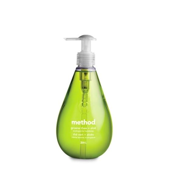 Ökologische Handseife Grün Tee – 354ml – Method