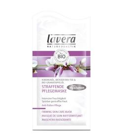 Masque de soin raffermissant BIO karanja & thé blanc – 10ml – Lavera