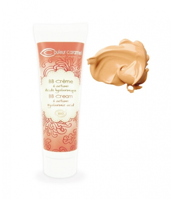 BB Crème BIO N°11 Beige clair – 30ml – Couleur Caramel