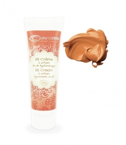 BB Crème BIO N°13 Beige halé – 30ml – Couleur Caramel
