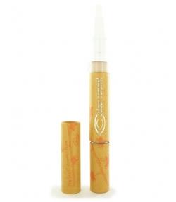 Pinceau illuminateur de teint BIO N°31 Perfect ivoire – 2ml – Couleur Caramel
