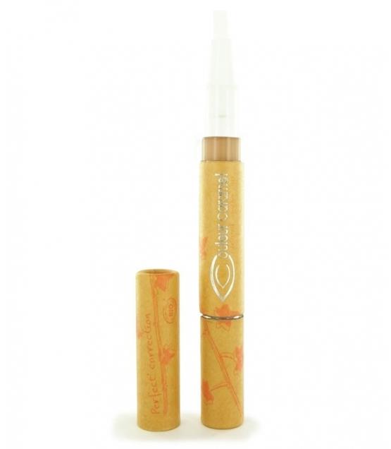 Teintaufhellender BIO-Pinsel N°32 Perfect Aprikose – 2ml – Couleur Caramel