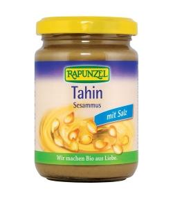 Purée de sésame avec sel BIO – Tahin – 250g – Rapunzel