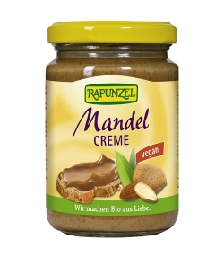 Crème aux amandes BIO – 250g – Rapunzel
