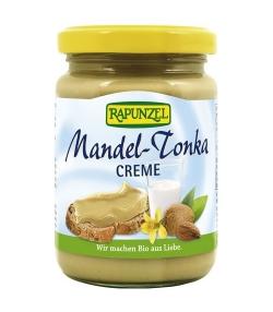Crème aux amandes tonka BIO – 250g – Rapunzel