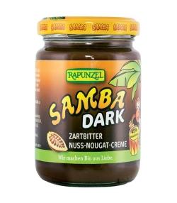 Crème aux noisettes & cacao BIO – Samba Dark – 250g – Rapunzel