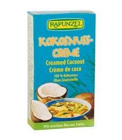 Crème de noix de coco BIO – 2x50g – Rapunzel
