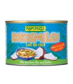 Lait de noix de coco BIO – 200ml – Rapunzel