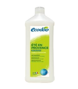 Désodorisant écologique lavande BIO – Eté en Provence – 1l – Ecodoo