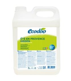 Désodorisant écologique lavande BIO – Eté en Provence – 5l – Ecodoo
