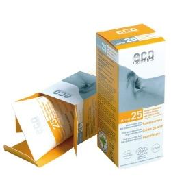BIO-Sonnencreme Gesicht & Körper LSF 25 Sanddorn – 75ml – Eco Cosmetics