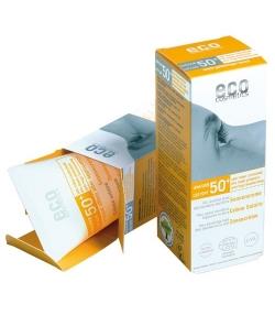 Crème solaire visage & corps BIO IP 50 argousier – 75ml – Eco Cosmetics