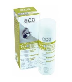 Crème solaire visage teintée BIO IP 15 grenade – 50ml – Eco Cosmetics