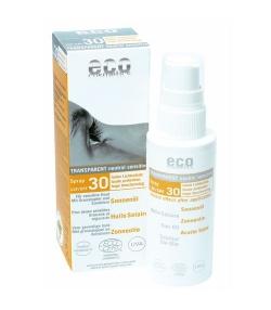 Huile solaire visage & corps BIO IP 30 grenade – 50ml – Eco Cosmetics