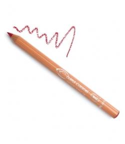 Crayon yeux & lèvres mat BIO N°07 Rouge – 1,2g – Couleur Caramel