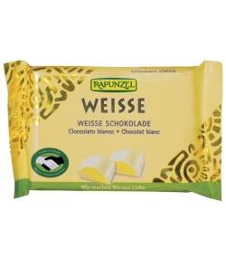 Chocolat blanc BIO – 100g – Rapunzel