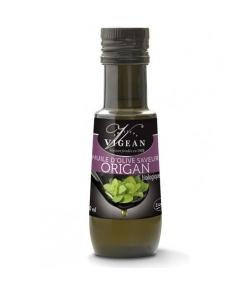 Huile d'olive saveur origan BIO – 100ml – Vigean