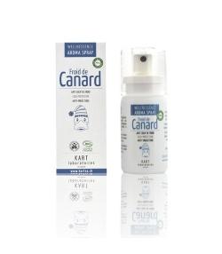 Spray anti-coup de froid BIO – Froid de Canard – Aroma Spray – 50ml – Laboratoires Kart
