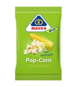 Pop-Corn au sel marin BIO – 40g – Mayka