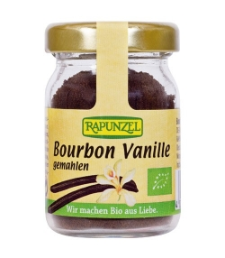 Vanille Bourbon en poudre BIO – 15g – Rapunzel
