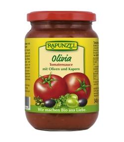 Sauce tomate Olivia BIO – 340g – Rapunzel