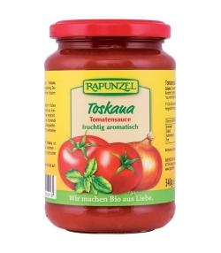 Sauce tomate Toskana BIO – 340g – Rapunzel