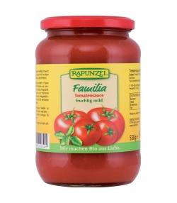 Sauce tomate Familia BIO – 550g – Rapunzel