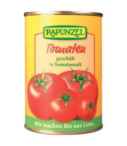 Tomates entières pelées BIO – 800g – Rapunzel