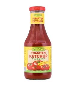 Ketchup tomate doux et fruité BIO – 450ml – Rapunzel