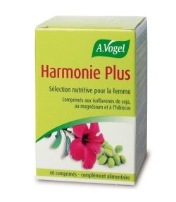 Harmony Plus Nährstoffkombination für die Frau – 40 Tabletten – A.Vogel