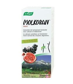 Molkosan Fruit Molkenkonzentrat fermentiert mit Calcium und Süssungsmittel – 200ml – A.Vogel