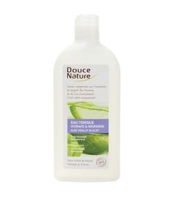 Eau tonique hydratante BIO aloe vera & bleuet – 300ml – Douce Nature