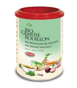 BIO-Gemüse-Bouillon Paste – 1kg – Morga
