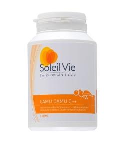 Camu Camu C++ – 60 Kapseln – 600mg – Soleil Vie
