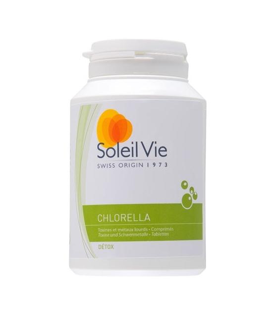 Chlorella BIO - 300 comprimés - 250mg - Soleil Vie