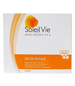 Gelee Royale – 10 Trinkampullen – Soleil Vie