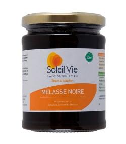 Schwarze BIO-Melasse – 340g – Soleil Vie