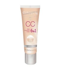 CC Crème 6 en 1 N°10 BIO Light – 30ml – Sante