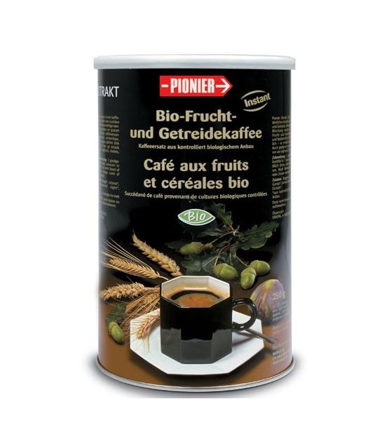 BIO-Früchte- und Getreidekaffee – Instant – 250g – Pionier