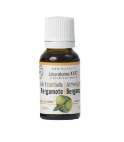 Ätherisches BIO-Öl Bergamotte – 15ml – Laboratoires Kart