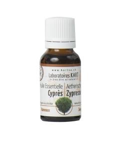 Ätherisches BIO-Öl Zypresse – 15ml – Laboratoires Kart