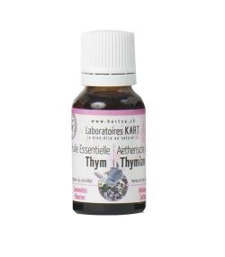 Ätherisches BIO-Öl Thymian – 15ml – Laboratoires Kart
