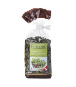 Graines de courge Suisse BIO – 200g – Biofarm