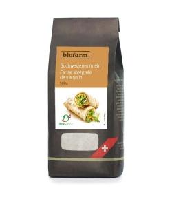 Farine intégrale de sarrasin BIO – 500g – Biofarm